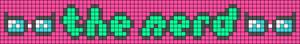 Alpha pattern #79494