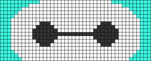 Alpha pattern #79498