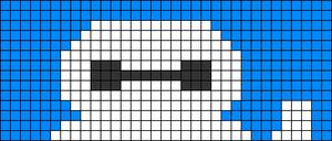 Alpha pattern #79499