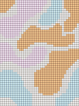 Alpha pattern #79500