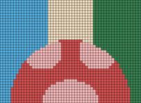 Alpha pattern #79503