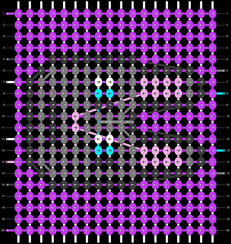 Alpha pattern #79509 pattern