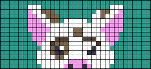 Alpha pattern #79518