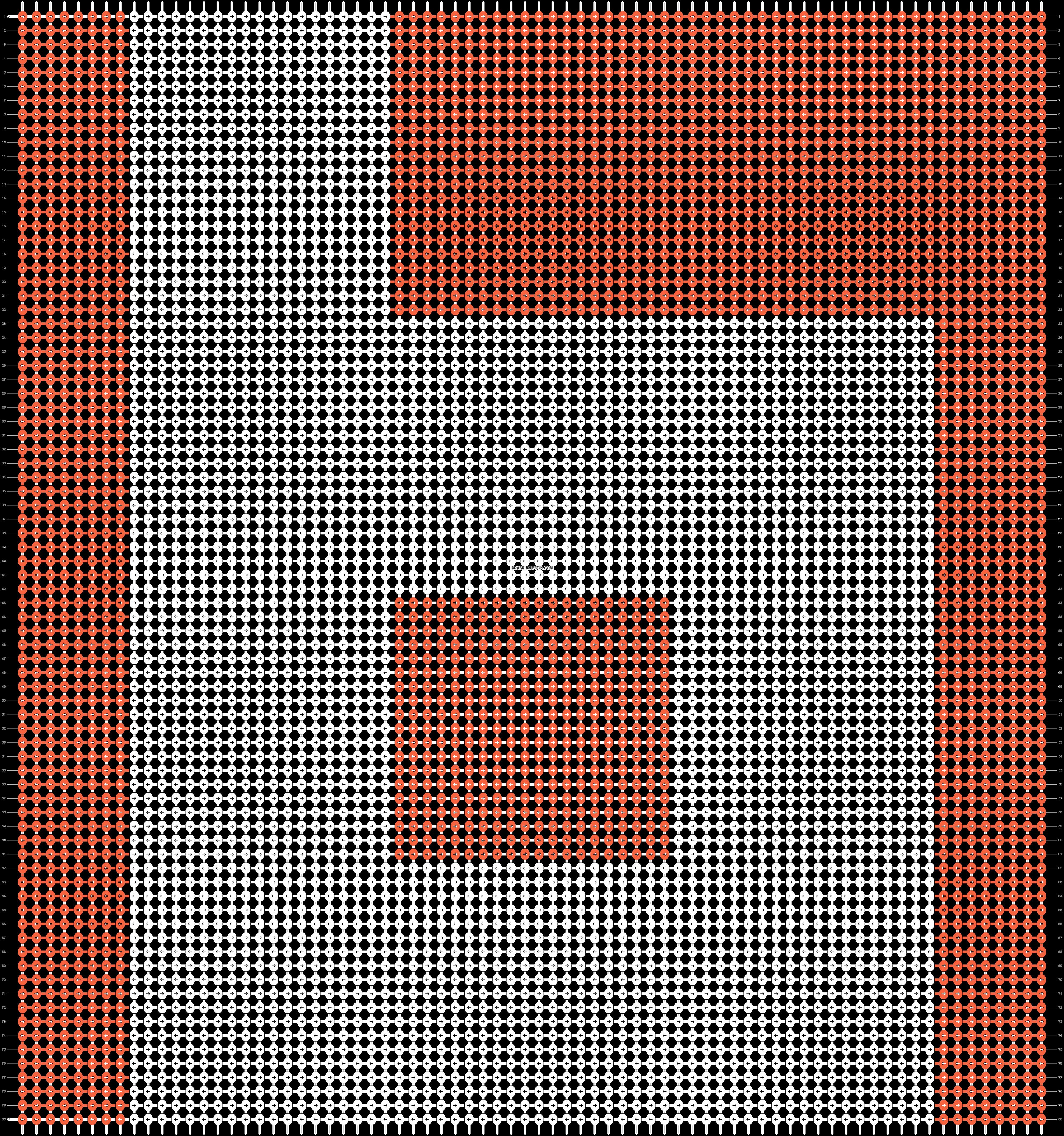 Alpha pattern #79519 pattern