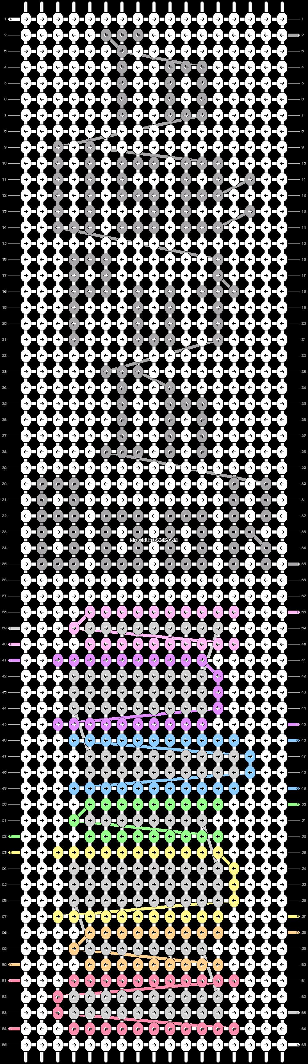 Alpha pattern #79542 pattern