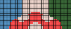Alpha pattern #79558