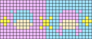 Alpha pattern #79559
