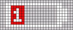 Alpha pattern #79561