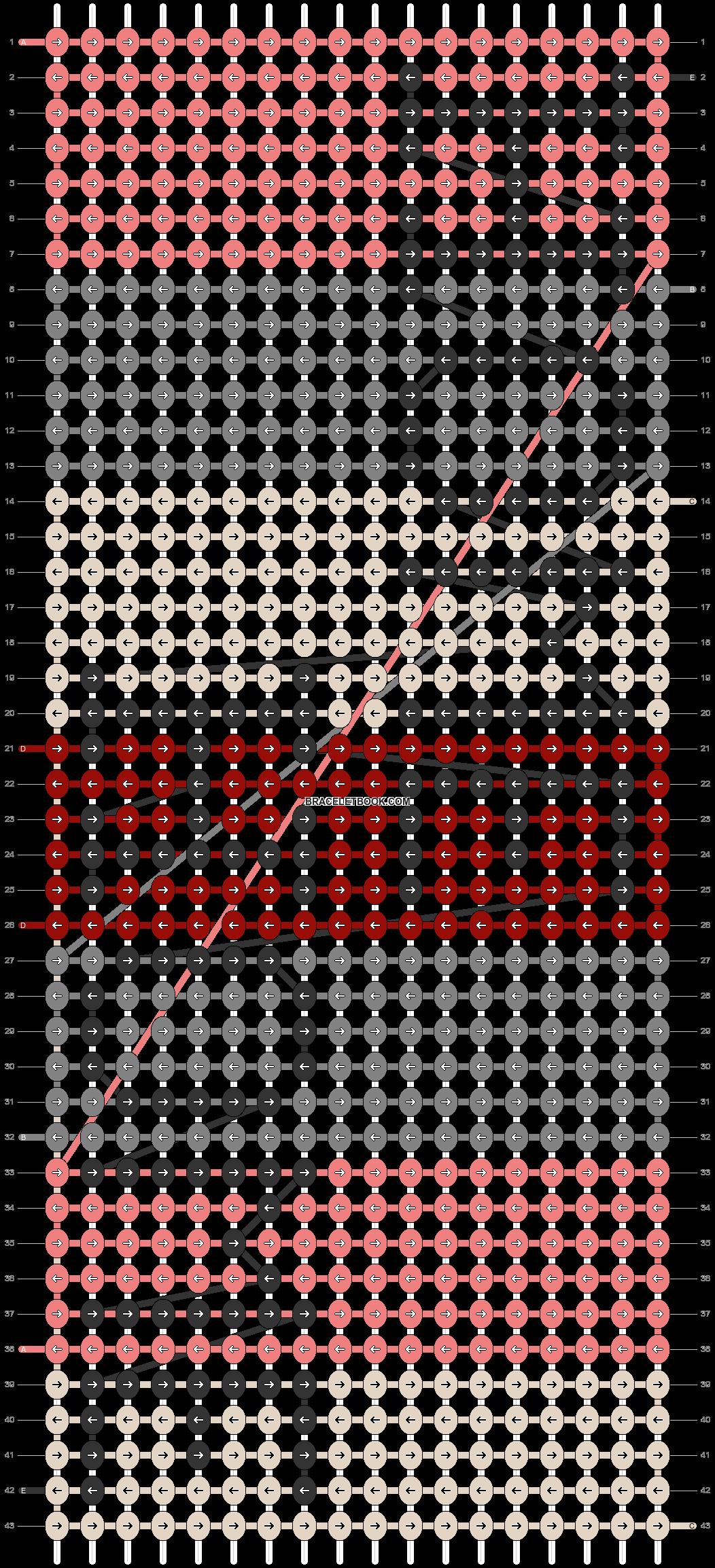 Alpha pattern #79565 pattern