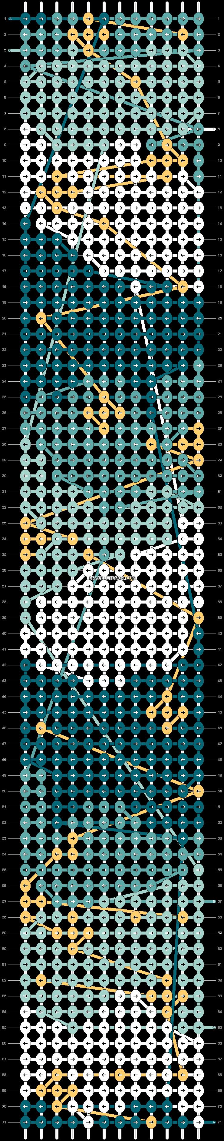 Alpha pattern #79566 pattern