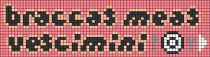 Alpha pattern #79571