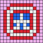 Alpha pattern #79573