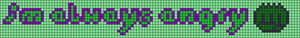 Alpha pattern #79577