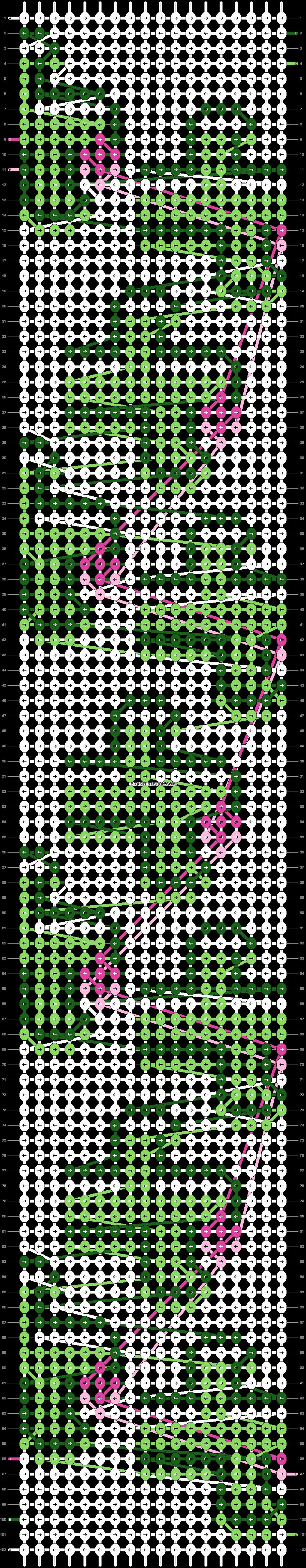 Alpha pattern #79581 pattern
