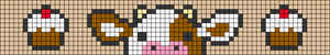 Alpha pattern #79590