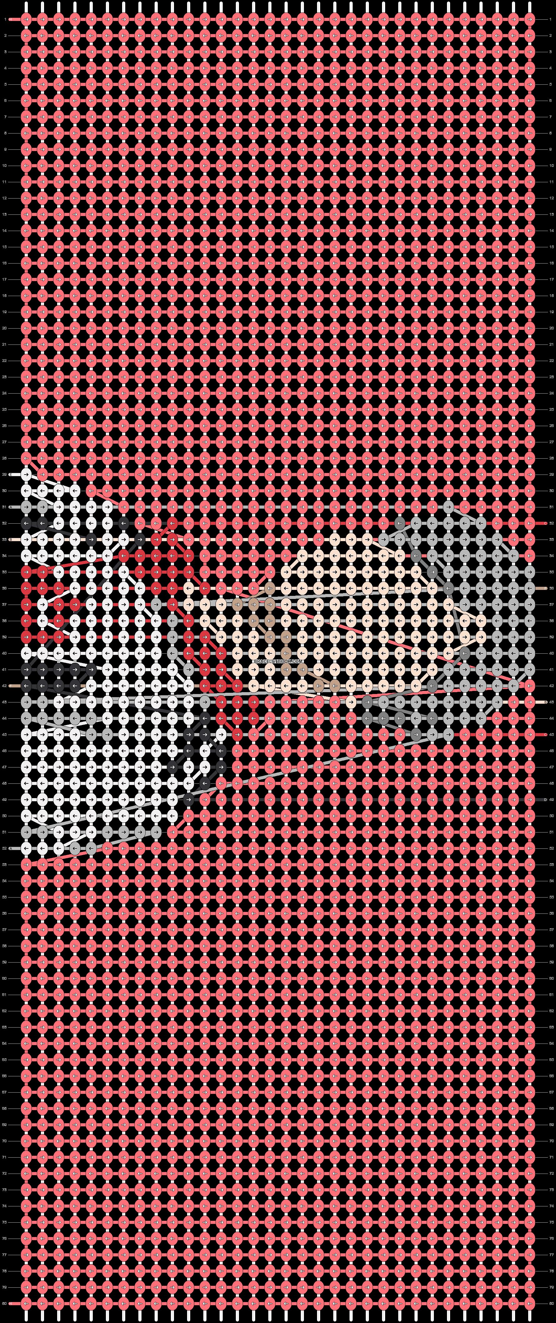 Alpha pattern #79591 pattern