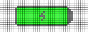 Alpha pattern #79593