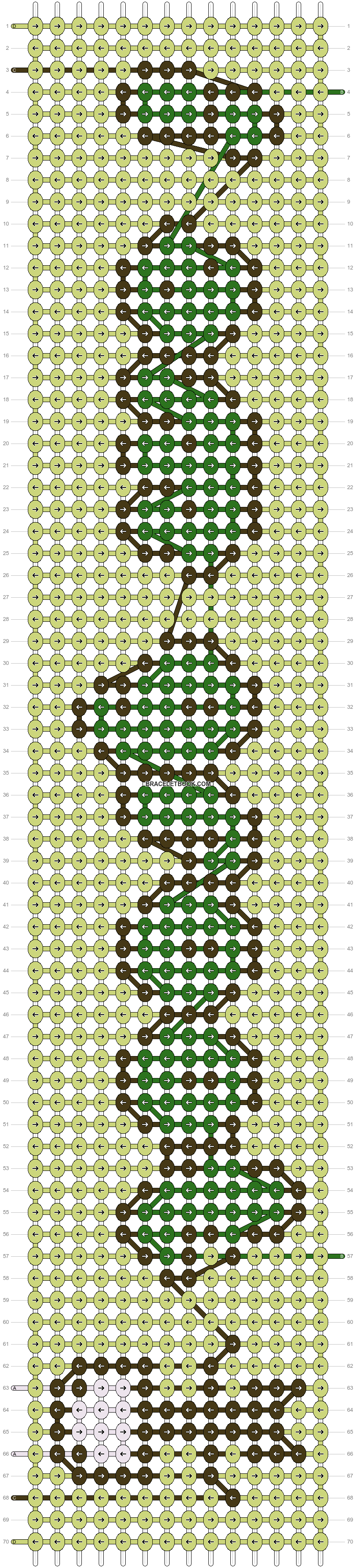 Alpha pattern #79602 pattern