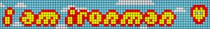 Alpha pattern #79603