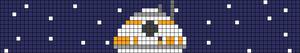Alpha pattern #79607