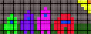 Alpha pattern #79617