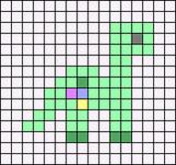 Alpha pattern #79622