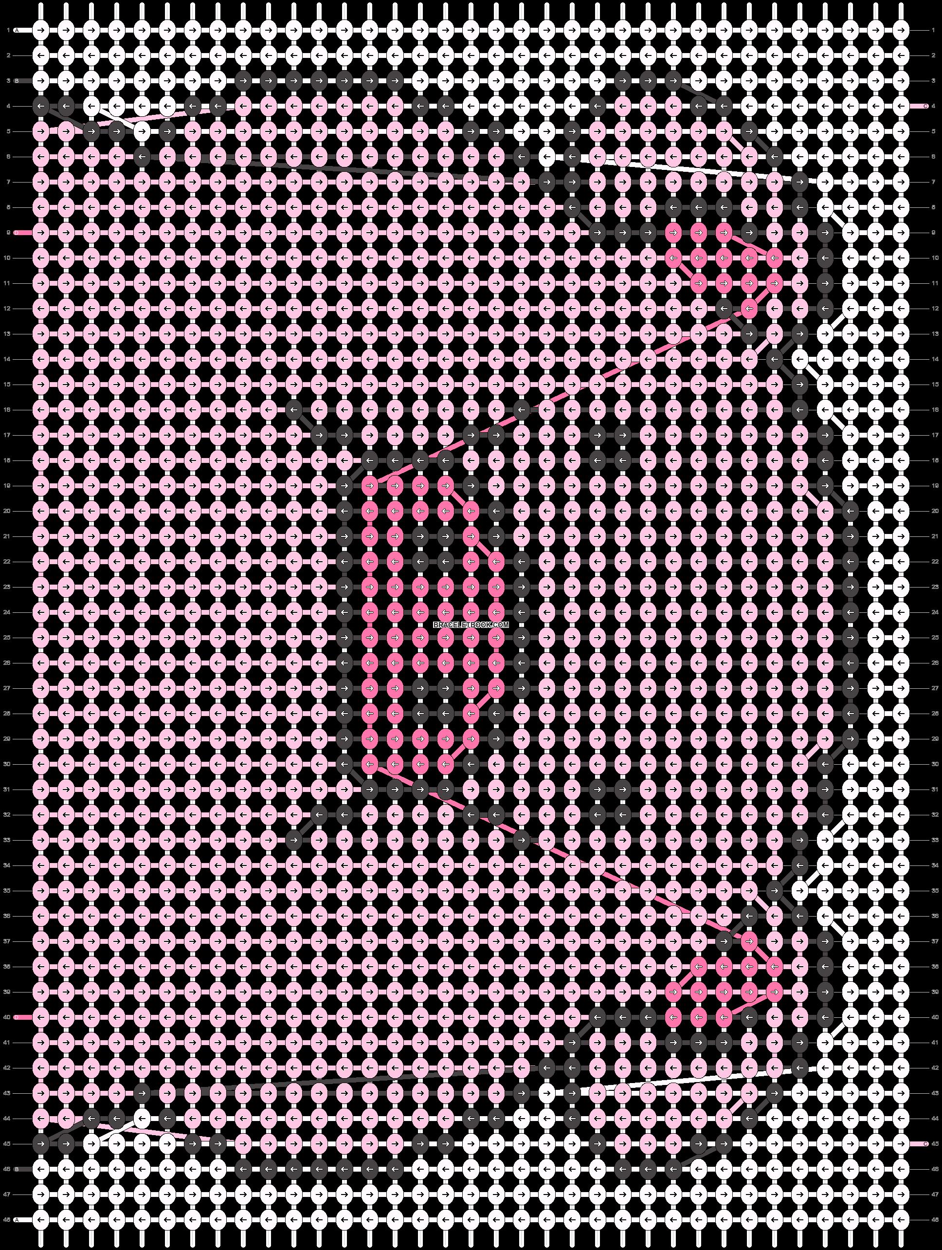 Alpha pattern #79654 pattern