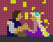 Alpha pattern #79657