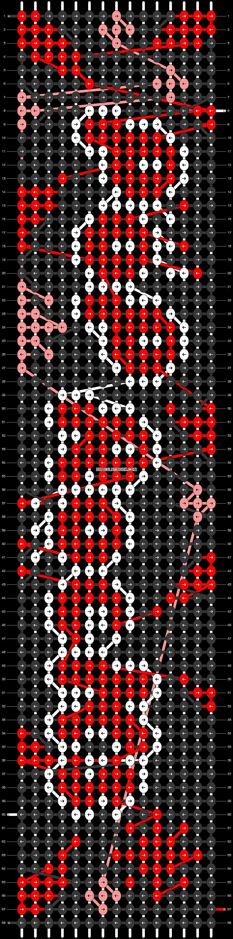 Alpha pattern #79663 pattern
