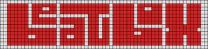 Alpha pattern #79670