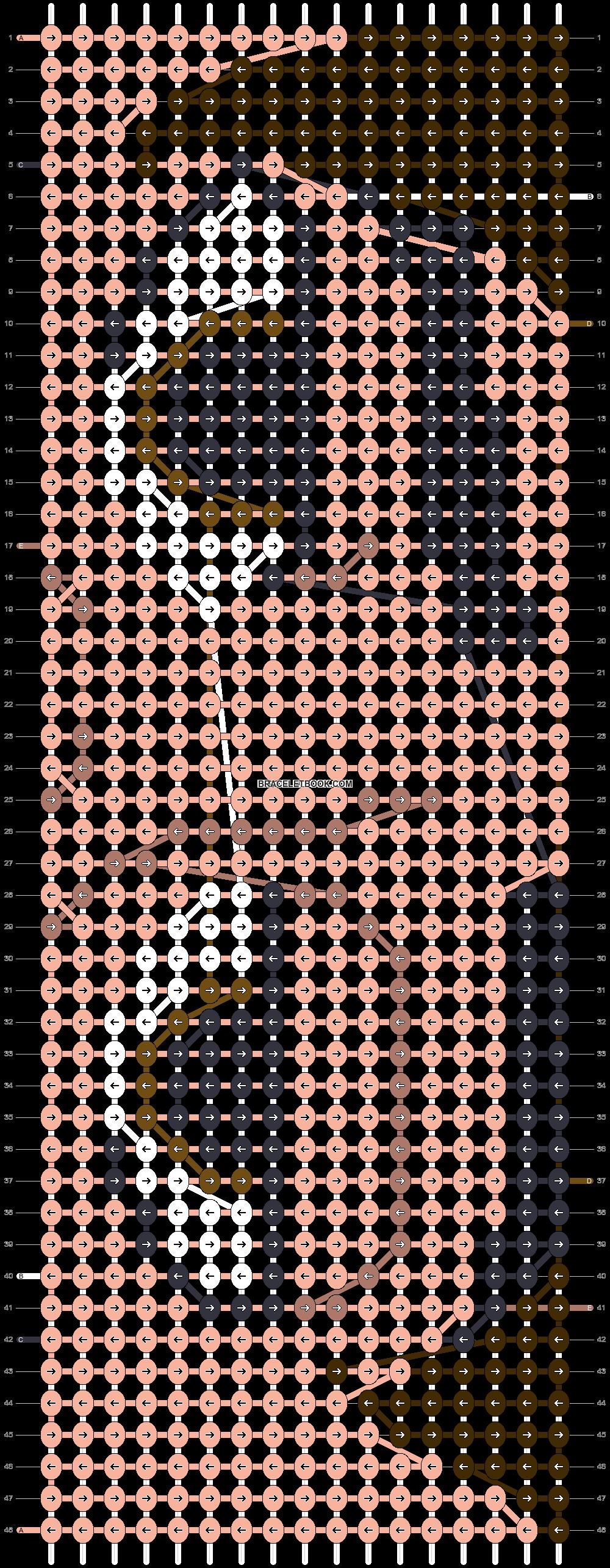 Alpha pattern #79674 pattern