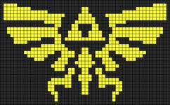 Alpha pattern #79675
