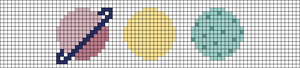 Alpha pattern #79699