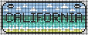 Alpha pattern #79703