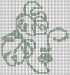 Alpha pattern #79717