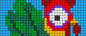 Alpha pattern #79746