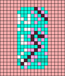 Alpha pattern #79748