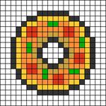 Alpha pattern #79751