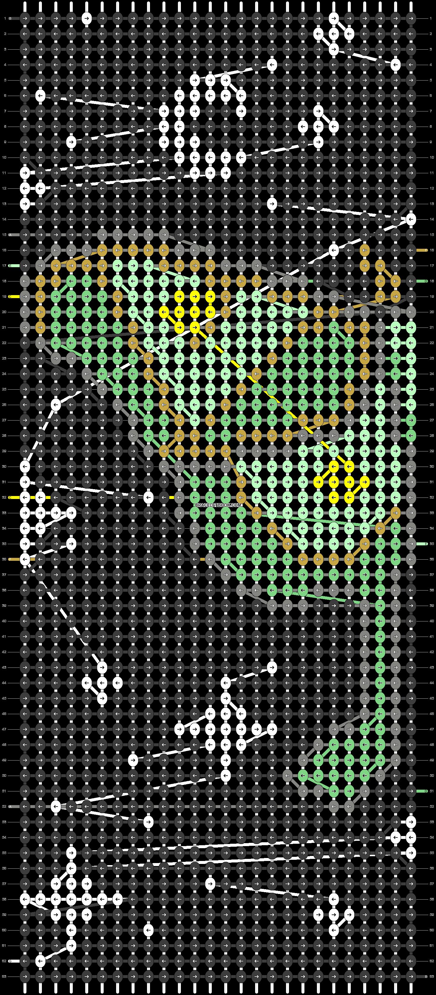 Alpha pattern #79752 pattern