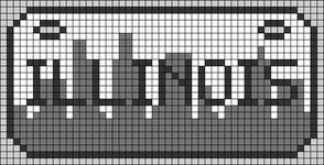 Alpha pattern #79753