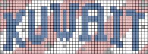 Alpha pattern #79754