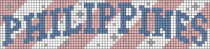 Alpha pattern #79756