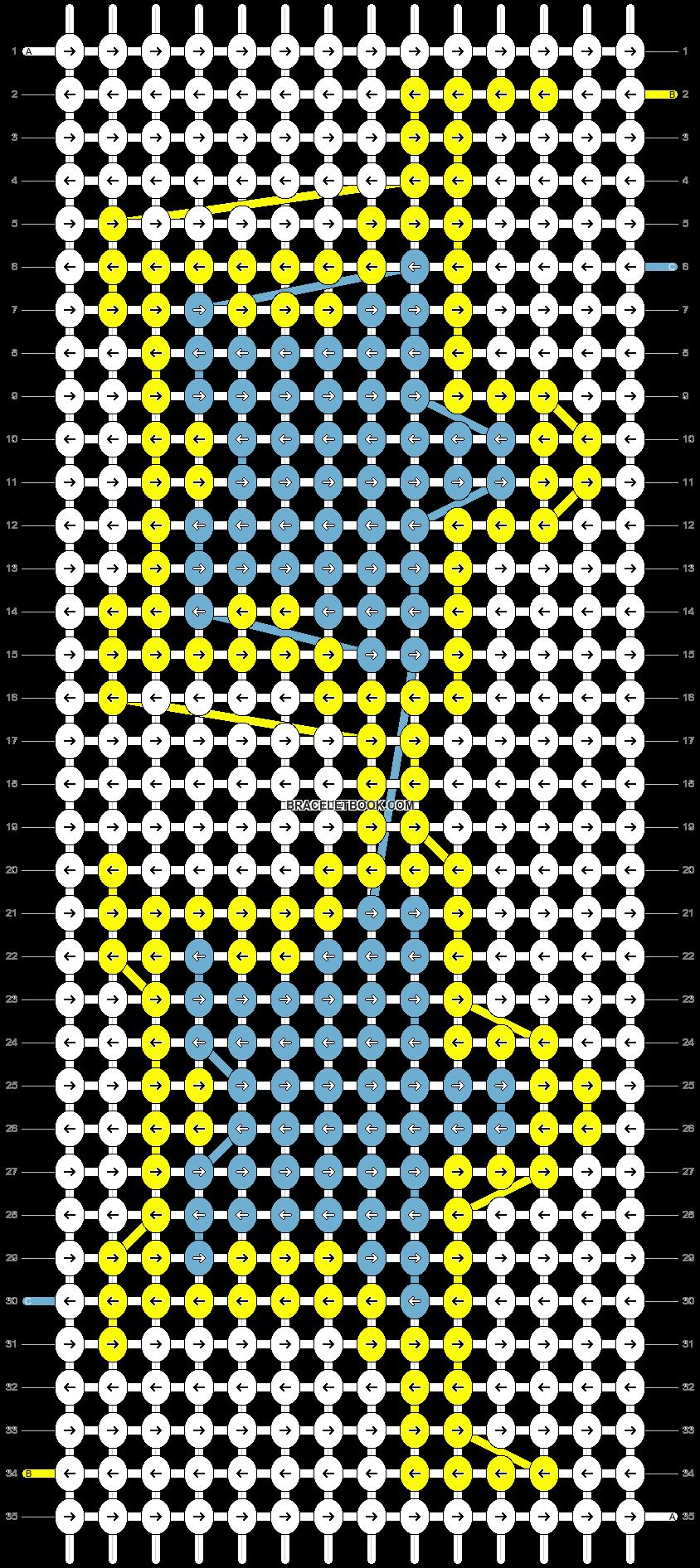 Alpha pattern #79759 pattern