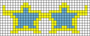 Alpha pattern #79759