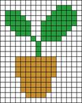 Alpha pattern #79765
