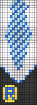 Alpha pattern #79770