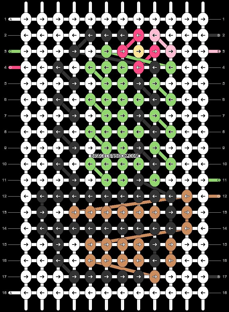 Alpha pattern #79779 pattern