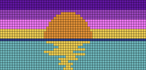 Alpha pattern #79781
