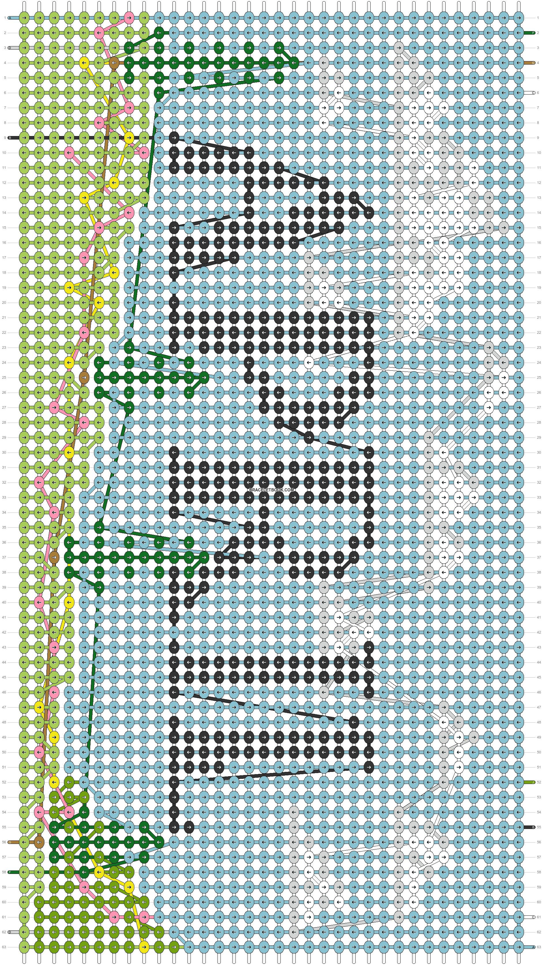 Alpha pattern #79793 pattern