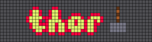 Alpha pattern #79801